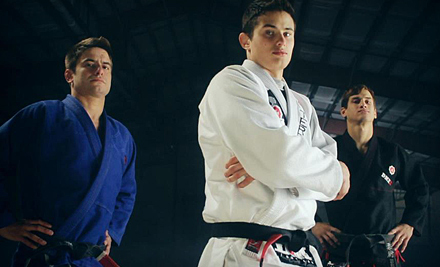 Five or Ten Jiu-Jitsu, Muay Thai, or MMA Drop-In Classes at Gracie Fighter San Jose (80% Off)