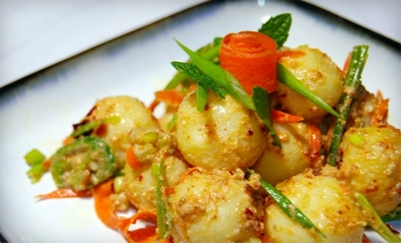 $10 for $20 Worth of Nepalese Fare at Taste of the Himalayas in Sausalito
