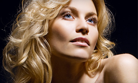 Haircut, Full Highlights, or Full Color at Lily European Pedi-Mani Salon in San Mateo (Half Off)