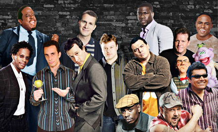 Comedy Outing for Two or Four at Houston Improv Comedy Club (Up to 52% Off)