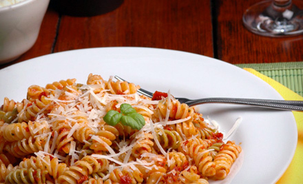 Italian Fare at Basso's Restaurant (Up to 55% Off). Two Options Available.