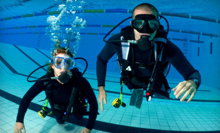 $99 for a Scuba-Certification Course at Tropical Adventures Scuba and Travel in Soquel ($249 Value)