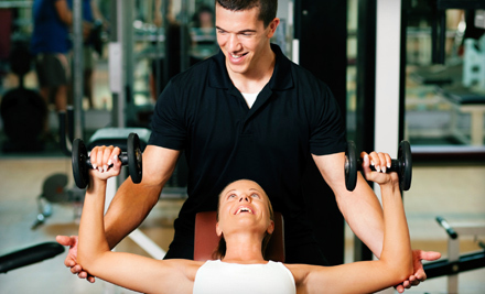 $10 for a Five-Week Gym-Membership Package at Emerald City Athletic Club in Everett (Up to $200 Value)