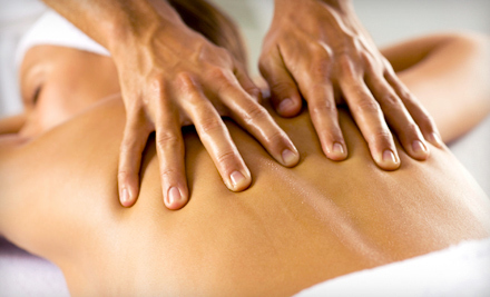 $50 for a 90-Minute Therapeutic Massage at Kneady Body & Feet Massage Center in Bellevue (Up to $105 Value)