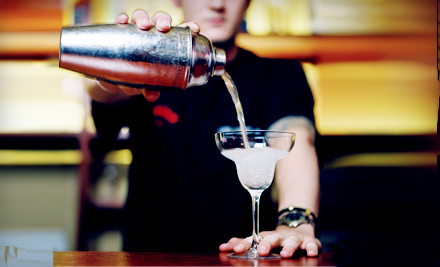 $197 for 32 Hours of Bartending Classes at ABC Bartending School ($495 Value)