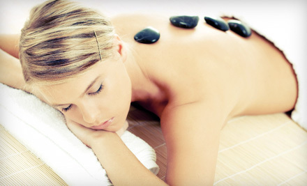 One or Three 60-Minute Hot-Stone Massages at Divine Massage Therapy in Los Gatos (Up to 59% Off)