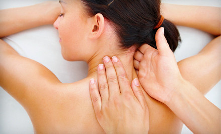 Licensed massage therapist treats body to fluid motions designed to boost ...