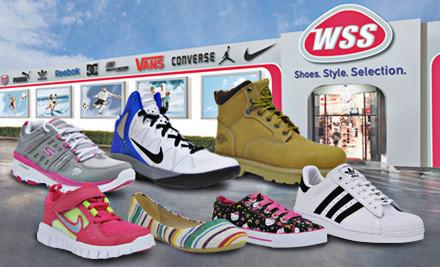 Wss Footwear
