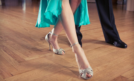 10 Dance Classes or Two Months of Ballroom-Dance Classes at Spotlight Dance ...