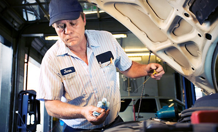 $59 for Three Oil-Change Packages at Dannicks Auto Care in Sunnyvale ($225 Value)