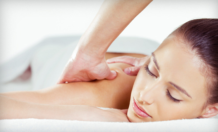 One or Two 60-Minute Massages at Ayjeré Salon (Up to 57% Off)