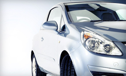 Mobile or Onsite Wash, Wax, and Mini Detail Package or Headlight Restoration from Diablo Auto Polishing (Up to 57% Off)