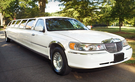 $345 for a Six-Hour Winery Tour in a Stretch Limo for Up to Nine from Liberty Limousine ($750 Value)