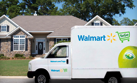 $49 for a $98.98 Value from Walmart To Go, Including $49 in Groceries and Six Months of Delivery ($49.98 Value)