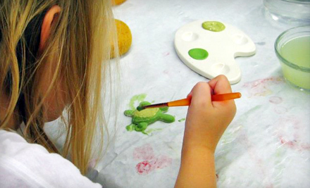 $  10 for $  20 Worth of Paint Your Own Pottery at Starlight Pottery