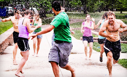 Drenched 5K Event for One or Two at City Park on August 19 (Up to 55% Off)