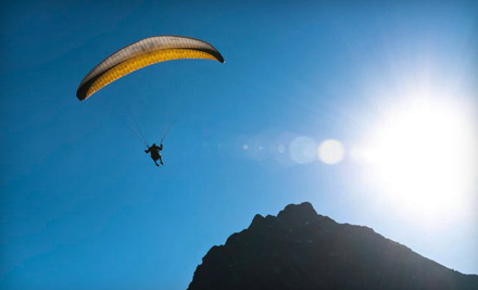 $89 for a Paragliding Experience from Sportations ($189.99 Value)