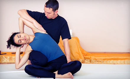 $59 for a 95-Minute Classic Thai Massage at Leelawadee Thai Classic Massage ($119 Value)
