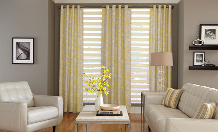 $99 for $300 Worth of Custom Window Treatments at 3 Day Blinds