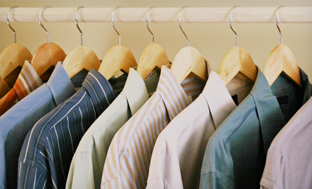 $15 for $30 Worth of Dry-Cleaning Services at Classique Dry Cleaners