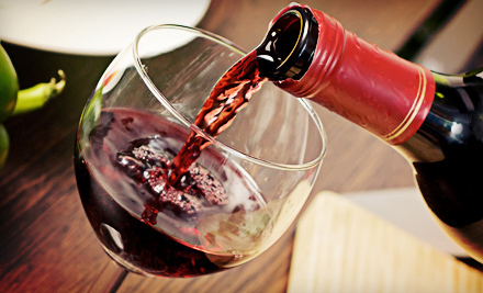 $10 for a Wine Tasting for Two at The Wine Club ($20 Value)
