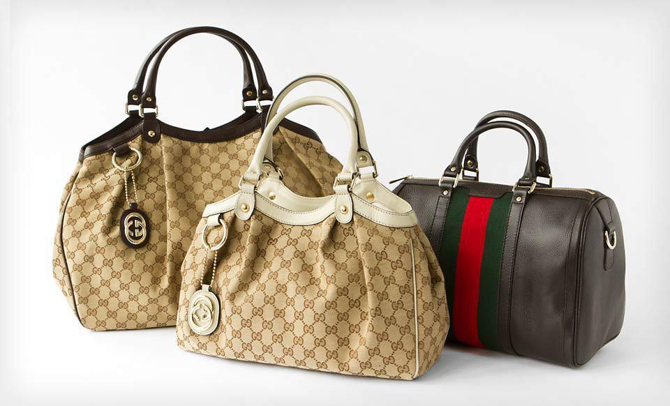 Designer Handbags for Less collection on eBay