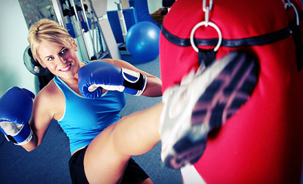 3-, 6-, or 12-Month Cardio-Kickboxing Membership with Unlimited Classes at Studio Kicks Palo Alto (Up to 92% Off)