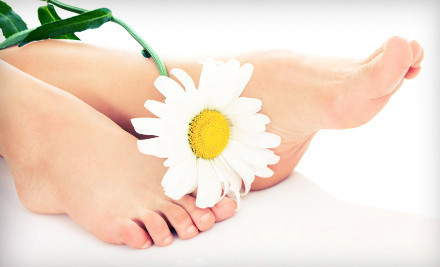 Nail-Fungus Treatment for One or Both Feet at Laser Nail Therapy Clinic (Up to 70% Off)