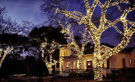 -Lights Installation and Removal from The Christmas Light Guys ...