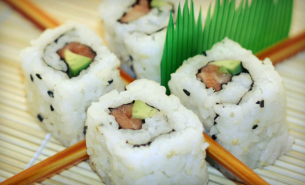 Sushi and Japanese Food at Maru Maru (Up to 52% Off). Three Options Available.