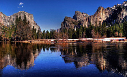 Two-Night Cabin Stay for Up to 6, 8, 10, or 12 at Yosemite's Scenic Wonders (Up to 51% Off)