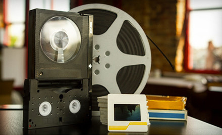 Digital Media Conversion from Southtree (Up to 70% Off). Two Options Available.