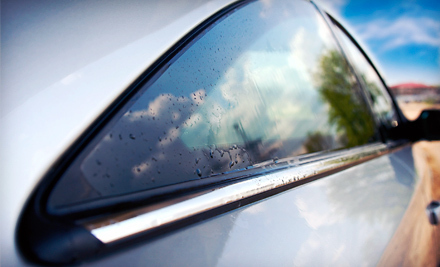 Window Tinting for Two or Four Windows at Quality Auto Glass and Tint (Up to 57% Off)
