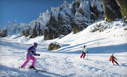 One or Two Weekday Lift Tickets at Mission Ridge Ski & Board Resort (Up to 43% Off)