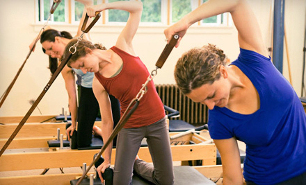 4 or 10 Semiprivate or Group Classes at Vitality Pilates Studio (Up to 79% Off)