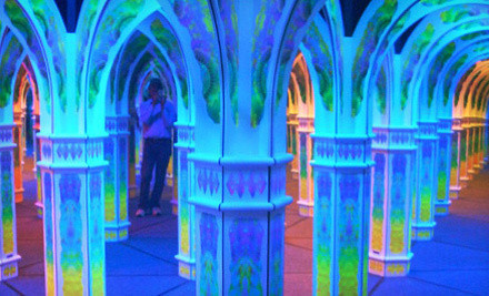 Visit for 2, 4, 6, or 15 to Magowan's Infinite Mirror Maze (Up to 51% Off)