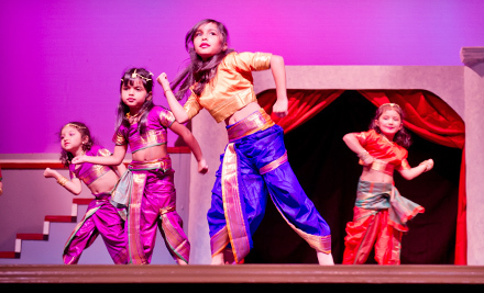 10 Bollywood Aerobics or Bollywood Dance Classes for a Child or Adult at Stepz (Half Off). Multiple Options Available.