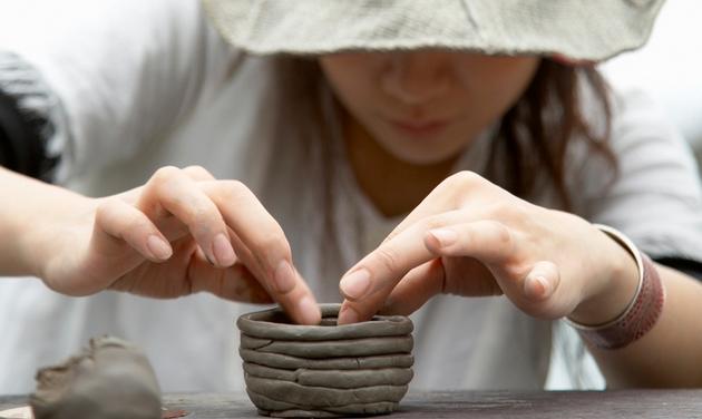 A Ceramics Studio Helps Retirees Live Their Dream