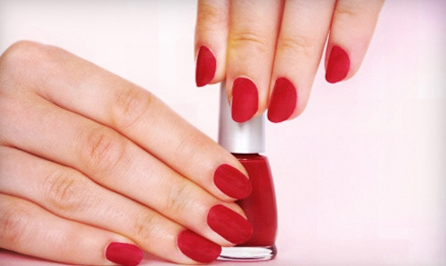 A New Nail Salon Gets Started with Groupon