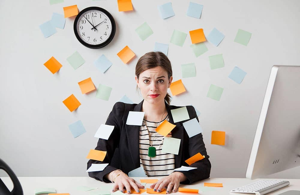 Small Business HR Advice: Are Your Employees Stressed Out?