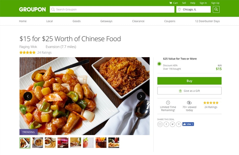 How Groupon Promotes Your Business and Deal