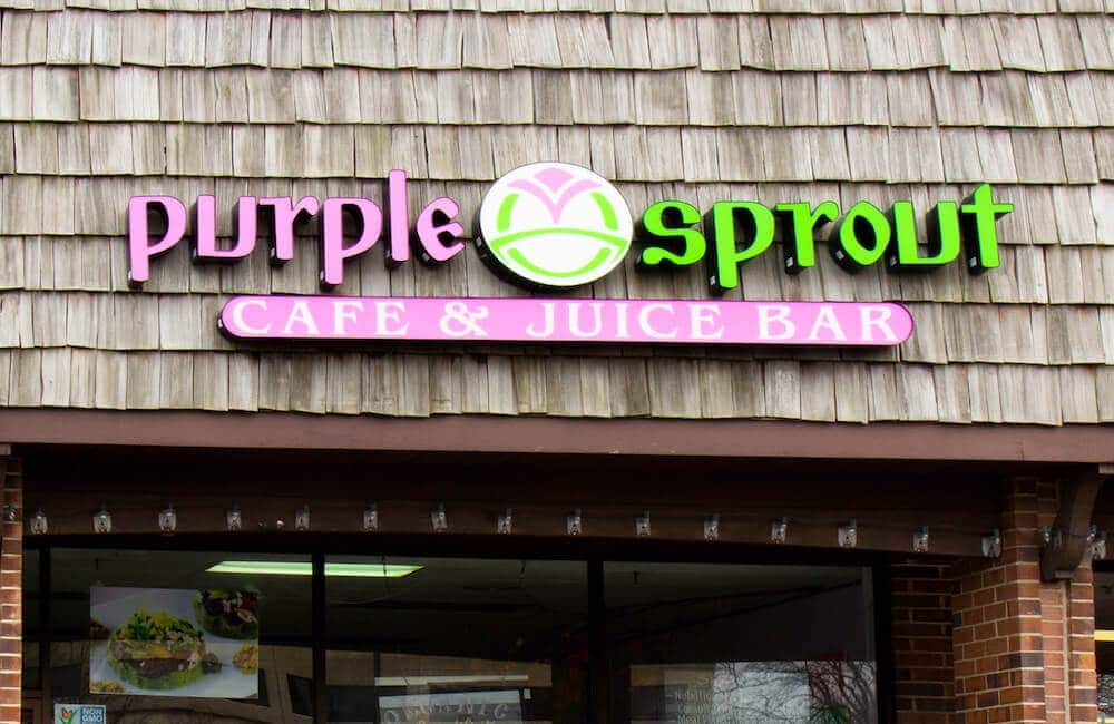 Groupon Merchant Case Study: Purple Sprout Cafe Was Built with Groupon
